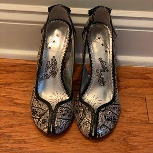 Naughty Monkey shoes